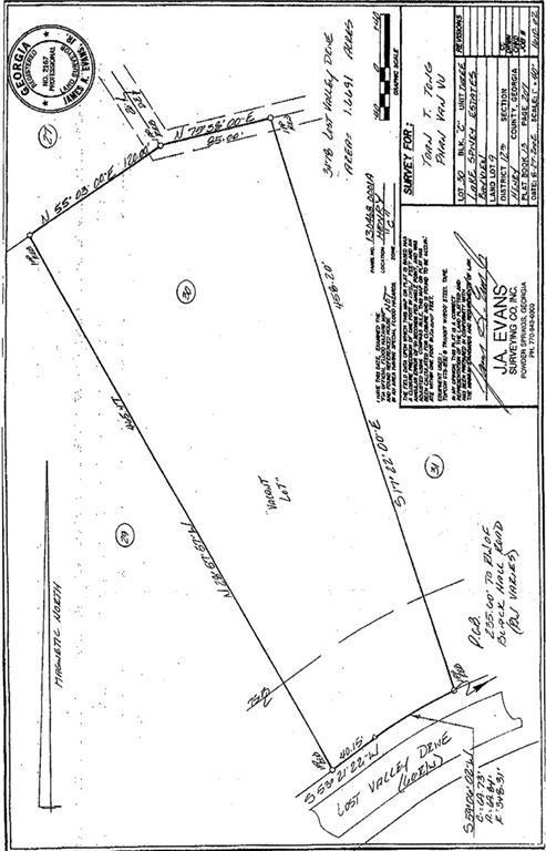 3478 Lost Valley Drive, Jonesboro, GA 30236 (MLS #6108436) :: RE/MAX Prestige