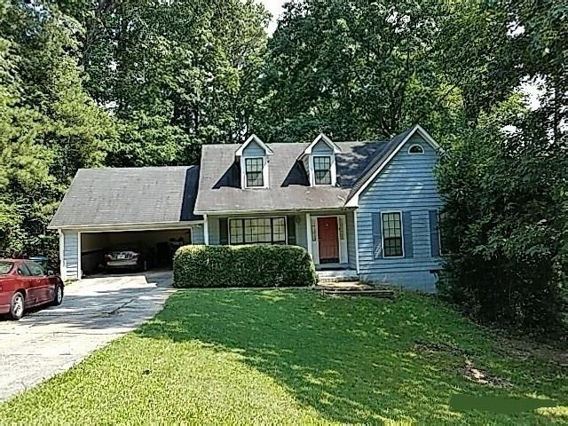3310 Westheimer Road, Stone Mountain, GA 30087 (MLS #6108664) :: North Atlanta Home Team