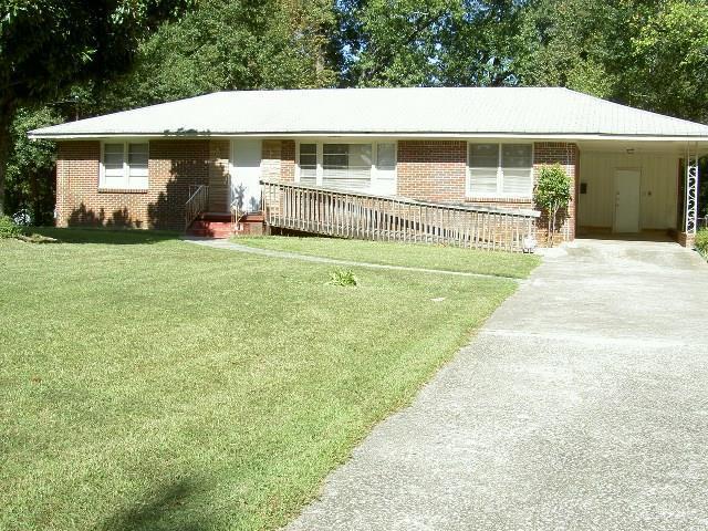 2342 Ben Hill Road SW, Atlanta, GA 30311 (MLS #6109001) :: Hollingsworth & Company Real Estate