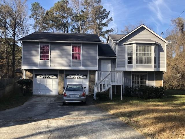 1533 Biffle Place, Stone Mountain, GA 30088 (MLS #6109006) :: Rock River Realty