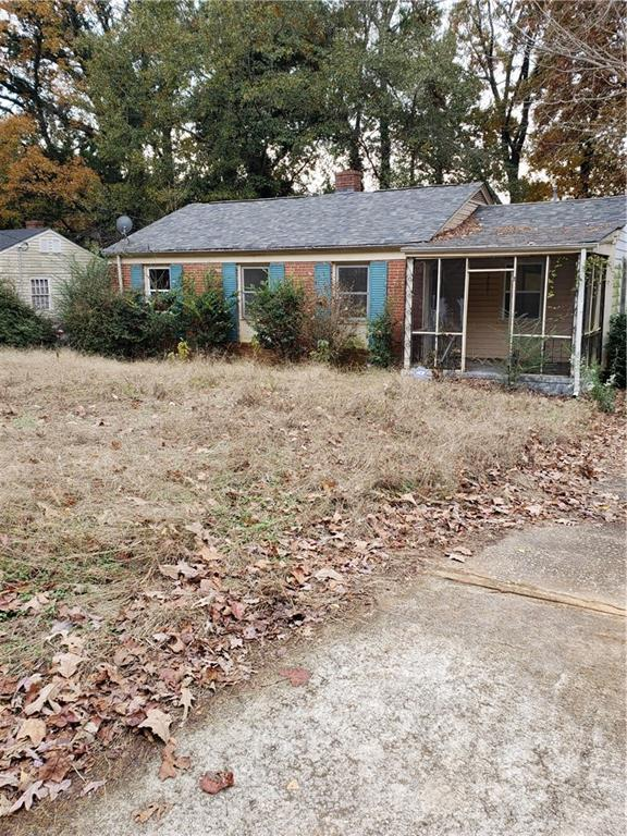 2005 Bader Avenue SW, Atlanta, GA 30310 (MLS #6109403) :: Path & Post Real Estate