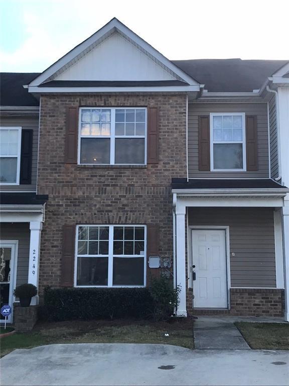 2247 Bigwood Trail, Atlanta, GA 30349 (MLS #6109889) :: Team Schultz Properties
