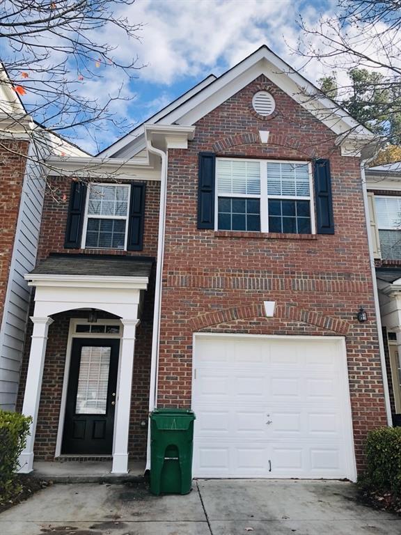 1280 Adcox Square, Stone Mountain, GA 30088 (MLS #6110677) :: North Atlanta Home Team