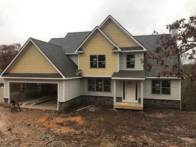 224 Old White Oak Trail, Dawsonville, GA 30534 (MLS #6110871) :: Iconic Living Real Estate Professionals
