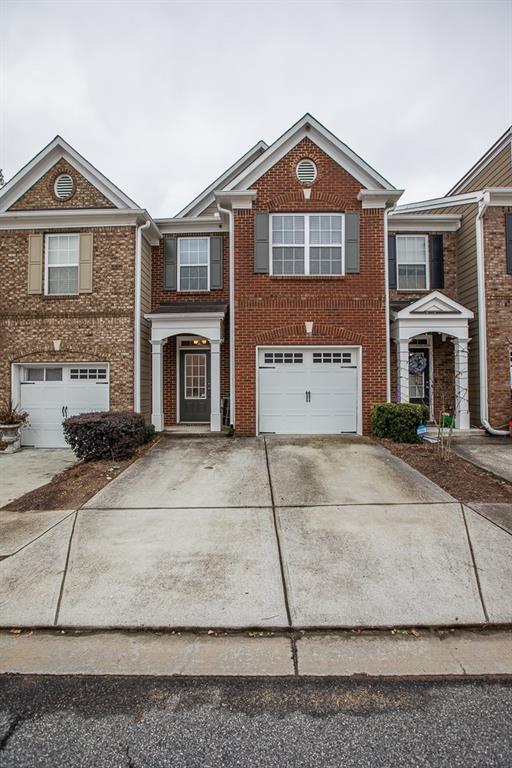 1870 Garbrooke Cove, Lawrenceville, GA 30046 (MLS #6111079) :: North Atlanta Home Team
