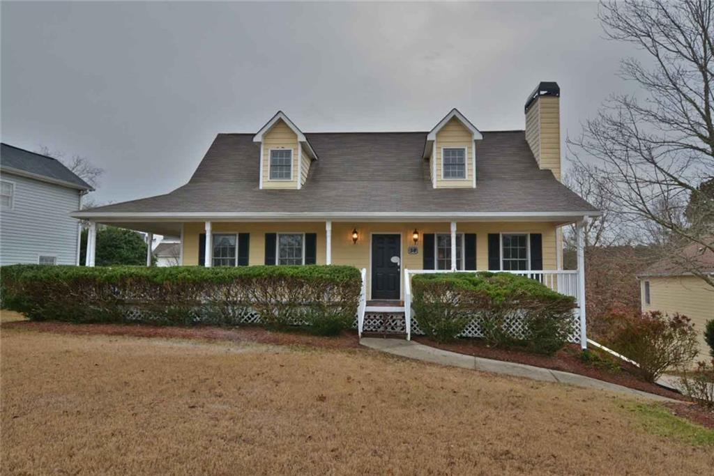 34 Steeple Chase Trail - Photo 1