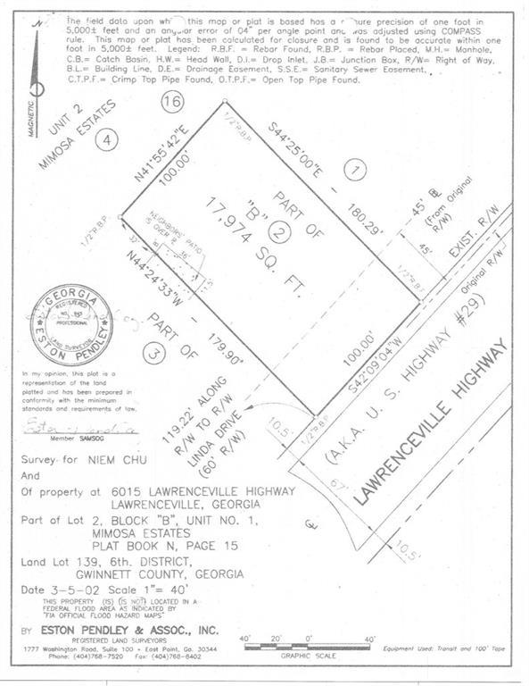 6015 Lawrenceville Highway, Tucker, GA 30084 (MLS #6111367) :: North Atlanta Home Team