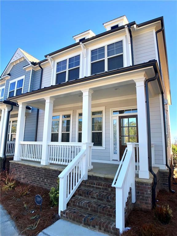 1007 Edgemont Drive, Milton, GA 30004 (MLS #6111877) :: North Atlanta Home Team