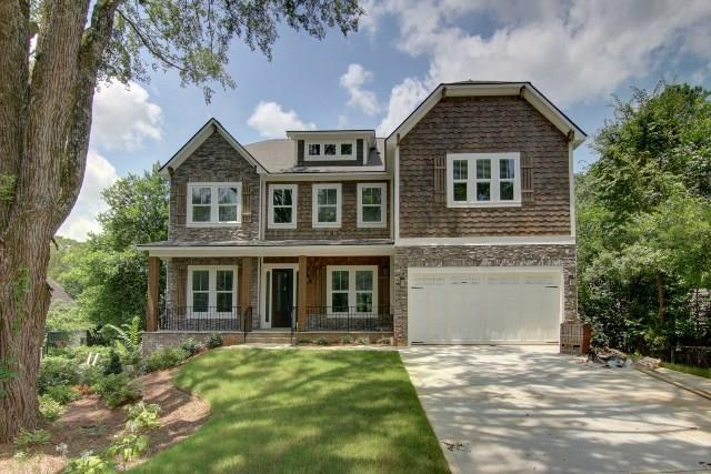 2686 Skyland Drive Drive NE, Brookhaven, GA 30319 (MLS #6115150) :: The Cowan Connection Team