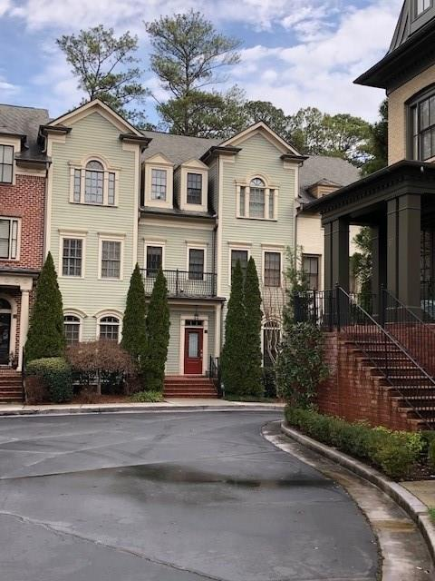 3127 Lenox Road #23, Atlanta, GA 30324 (MLS #6115693) :: North Atlanta Home Team