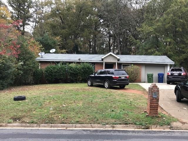 324 Oak Drive SE, Atlanta, GA 30354 (MLS #6115995) :: The Cowan Connection Team