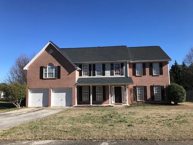 3640 Brushy Wood Drive, Loganville, GA 30052 (MLS #6116528) :: North Atlanta Home Team