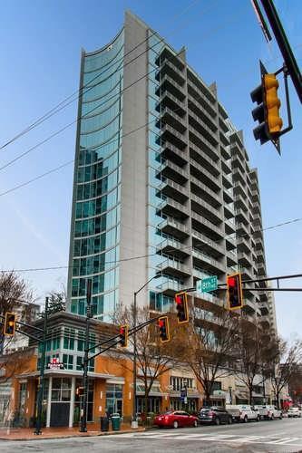 44 Peachtree Place NW #930, Atlanta, GA 30309 (MLS #6116539) :: Julia Nelson Inc.
