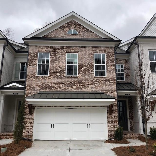 140 Martin Run, Alpharetta, GA 30009 (MLS #6117282) :: North Atlanta Home Team