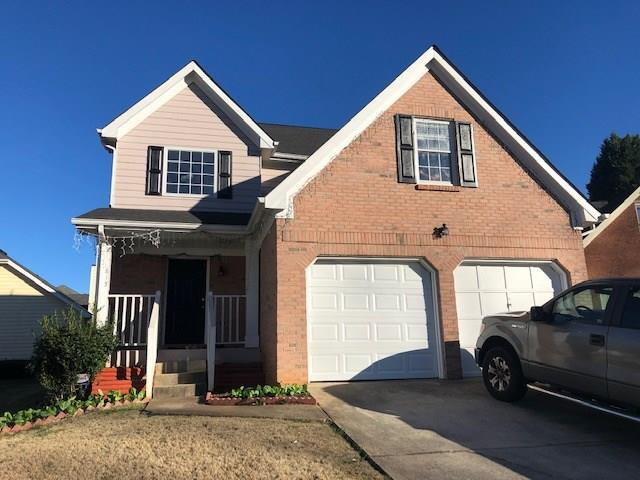 815 Waterbury Court, Clarkston, GA 30021 (MLS #6117609) :: The Zac Team @ RE/MAX Metro Atlanta
