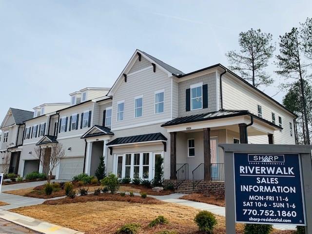 1050 River Ridge Boulevard, Roswell, GA 30076 (MLS #6117685) :: Team Schultz Properties