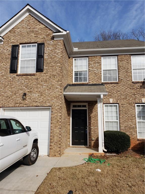 479 Rockbridge Trail #479, Stone Mountain, GA 30083 (MLS #6118340) :: North Atlanta Home Team