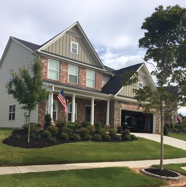 124 Edinburgh Drive, Canton, GA 30115 (MLS #6118630) :: North Atlanta Home Team