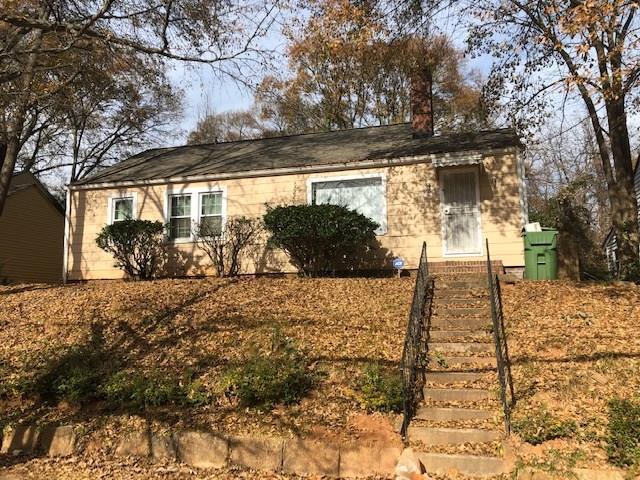 1169 Fair Street SW, Atlanta, GA 30314 (MLS #6118681) :: Iconic Living Real Estate Professionals