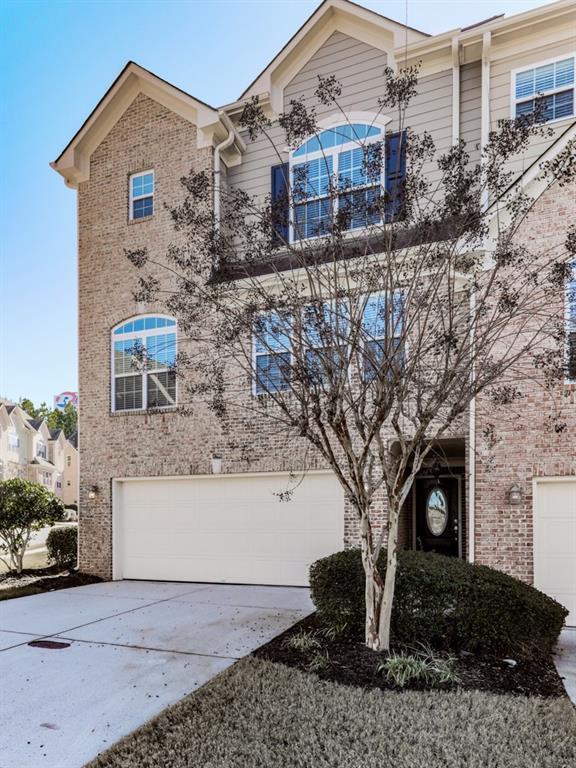 1706 Glen Ivy #17, Marietta, GA 30062 (MLS #6119066) :: North Atlanta Home Team