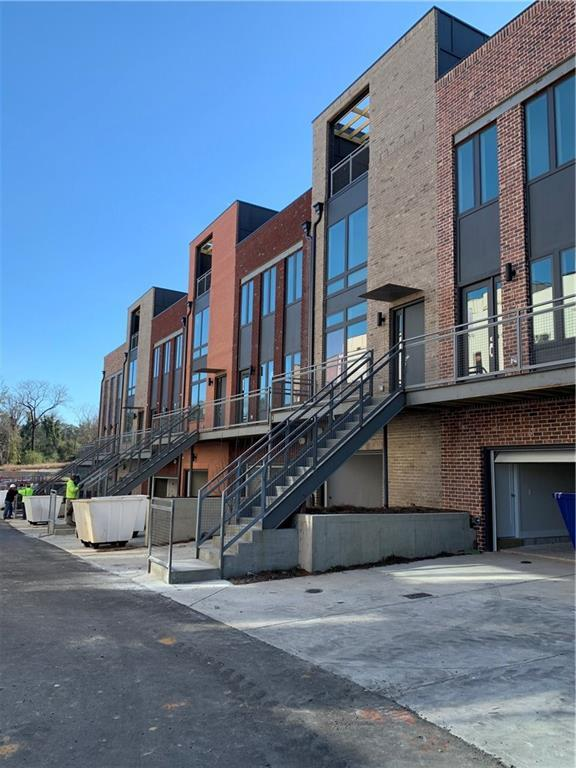 1305 Chelsea Circle NW #64, Atlanta, GA 30318 (MLS #6119236) :: North Atlanta Home Team