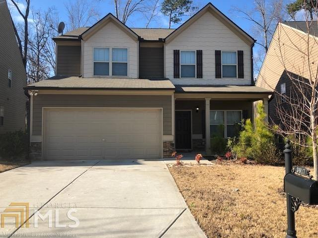 3917 Kingfisher Drive, Atlanta, GA 30349 (MLS #6119645) :: The Zac Team @ RE/MAX Metro Atlanta