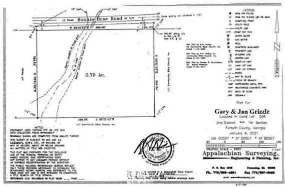 0 Bonnie Brae Road, Cumming, GA 30041 (MLS #6119716) :: RE/MAX Prestige