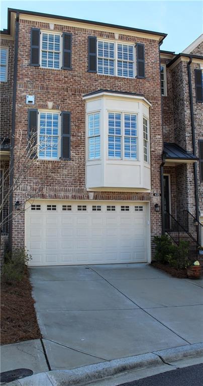 435 Rose Garden Lane, Alpharetta, GA 30009 (MLS #6120216) :: Kennesaw Life Real Estate