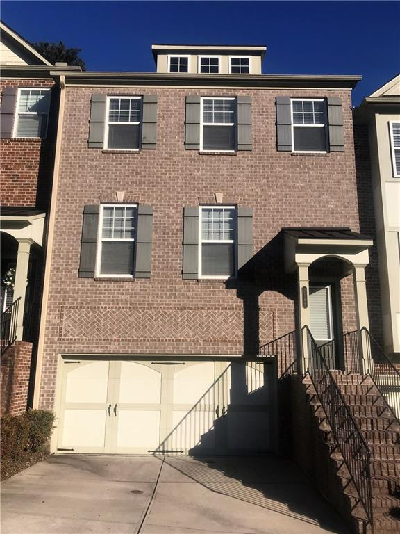 2149 Yancey Lane NE #2149, Brookhaven, GA 30319 (MLS #6120549) :: North Atlanta Home Team