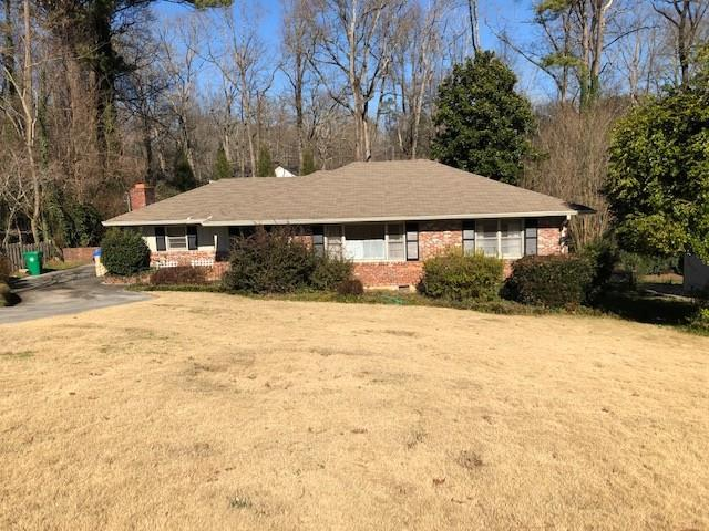 2130 Sylvania Drive, Decatur, GA 30033 (MLS #6120997) :: North Atlanta Home Team