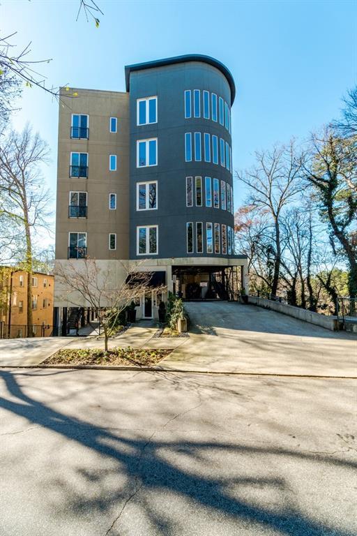 140 Alden Avenue NW #305, Atlanta, GA 30309 (MLS #6121256) :: RE/MAX Paramount Properties