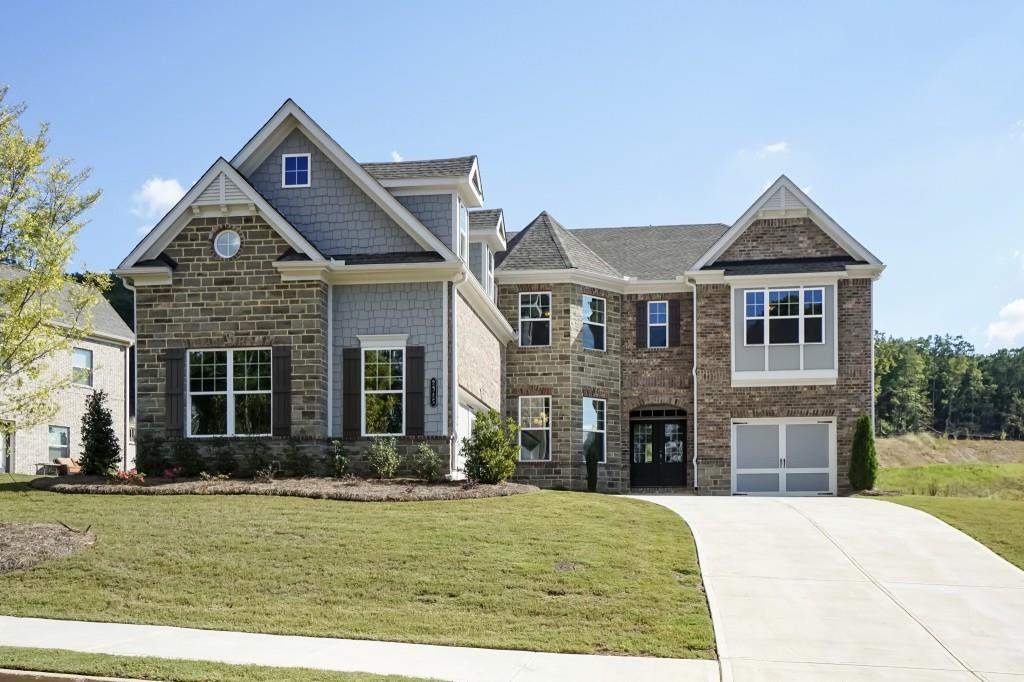 2345 Saddle Brook Trace - Photo 1