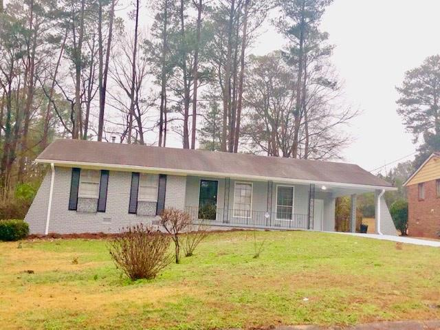 2923 Gwendon Terrace, Decatur, GA 30034 (MLS #6121865) :: The Zac Team @ RE/MAX Metro Atlanta
