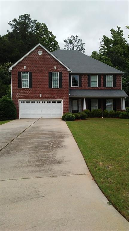 5506 Mossy View Drive, Douglasville, GA 30135 (MLS #6121944) :: Iconic Living Real Estate Professionals