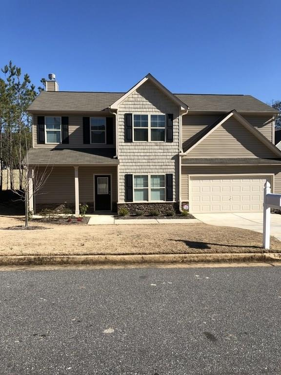 35 Ginger Court, Dallas, GA 30132 (MLS #6122085) :: Kennesaw Life Real Estate