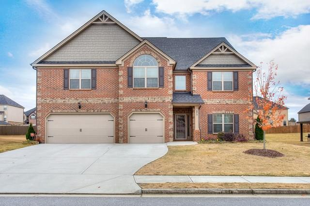572 Madison Park Drive, Grayson, GA 30017 (MLS #6122462) :: Five Doors Network Roswell Group