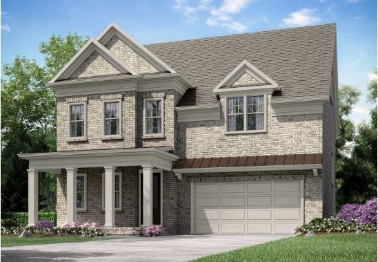 420 Baroque Drive, Alpharetta, GA 30009 (MLS #6123200) :: RE/MAX Paramount Properties