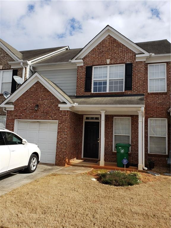 447 Rockbridge Trail, Stone Mountain, GA 30083 (MLS #6123478) :: North Atlanta Home Team