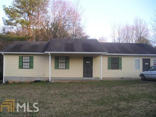 4400 Lincolndale Drive, Ellenwood, GA 30294 (MLS #6123540) :: The Russell Group