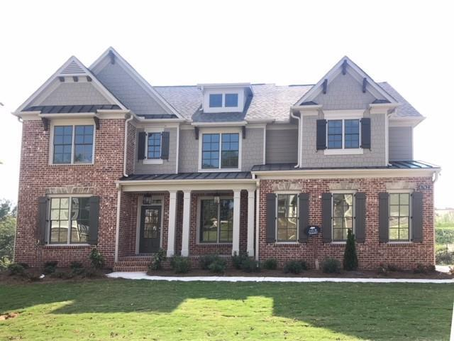 6742 Trailside Drive, Flowery Branch, GA 30542 (MLS #6125518) :: The Cowan Connection Team