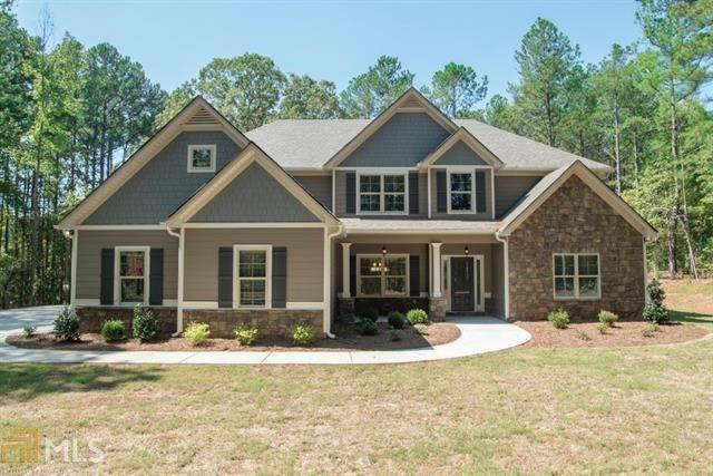 161 Ebenezer Road, Fayetteville, GA 30215 (MLS #6125584) :: Kennesaw Life Real Estate