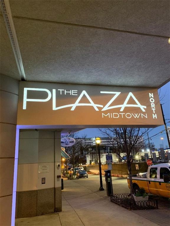 44 NW Peachtree Place NW #1428, Atlanta, GA 30309 (MLS #6125954) :: The Zac Team @ RE/MAX Metro Atlanta