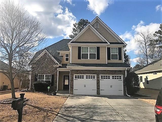 150 Mercer Lane, Cartersville, GA 30120 (MLS #6126113) :: The Cowan Connection Team