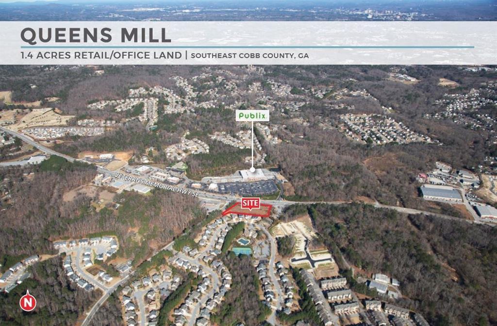 0 Queen Mill Road - Photo 1