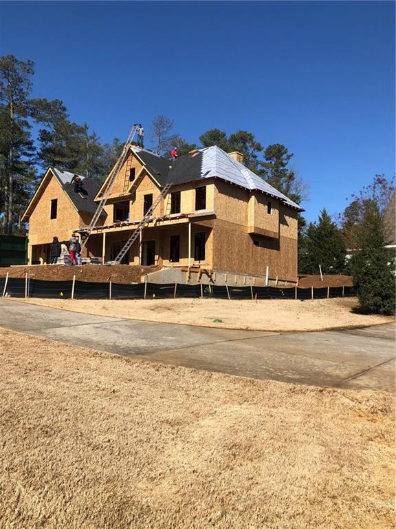 343 Pine Grove Road, Roswell, GA 30075 (MLS #6127452) :: North Atlanta Home Team