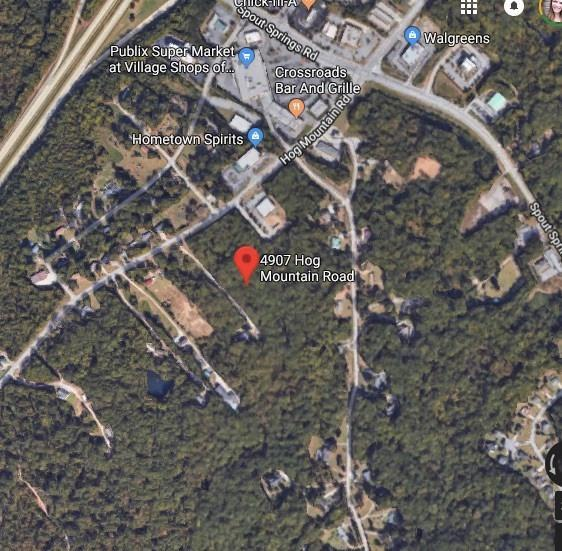 4907 Hog Mountain Road, Flowery Branch, GA 30542 (MLS #6127532) :: The Cowan Connection Team