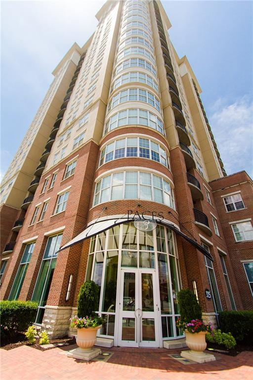 325 East Paces Ferry Road #1908, Atlanta, GA 30305 (MLS #6128069) :: The Cowan Connection Team