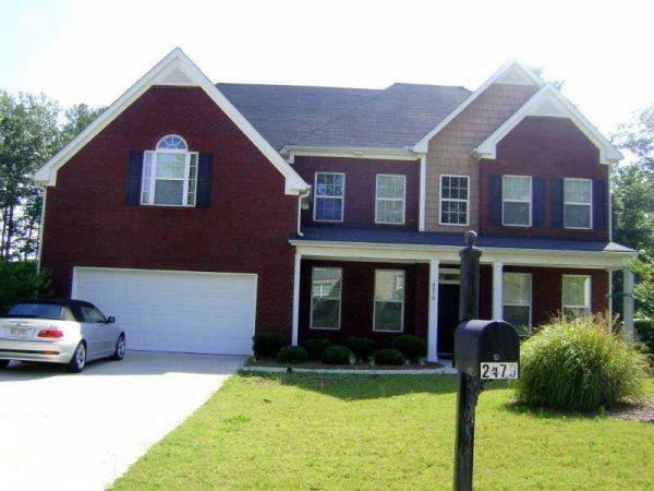 2479 Mitford Court, Dacula, GA 30019 (MLS #6128250) :: North Atlanta Home Team