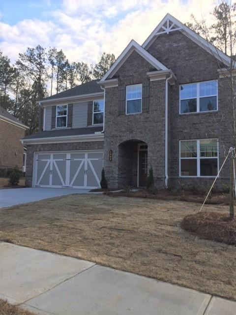 1302 Levine Lane, Kennesaw, GA 30152 (MLS #6129230) :: North Atlanta Home Team