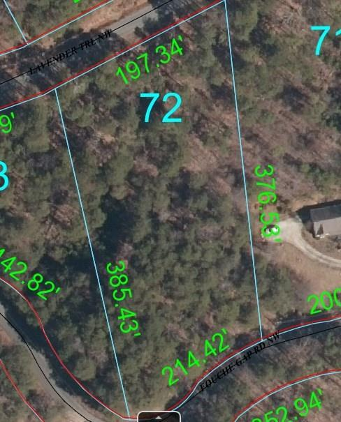 0 Fouche Gap Rd., Rome, GA 30165 (MLS #6129481) :: Iconic Living Real Estate Professionals